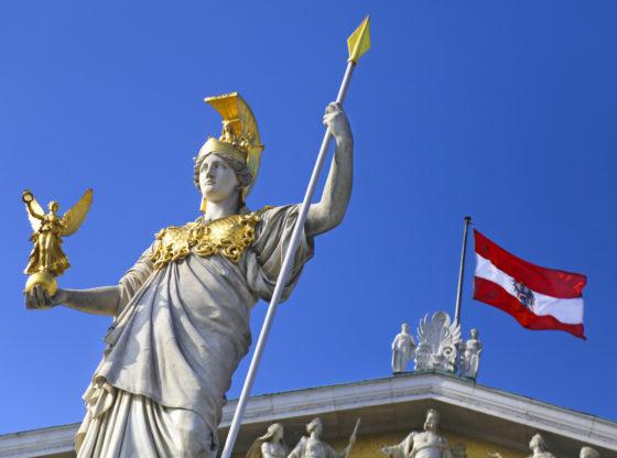 Zgrada austrijskog parlamenta