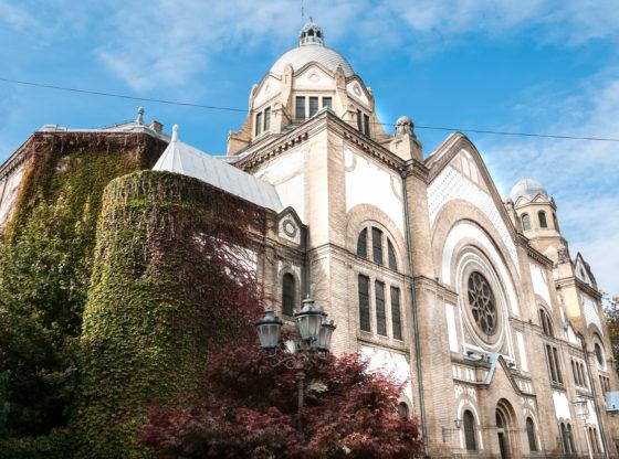 Sinagoga u Novom Sadu, jevrejska zajednica u Srbiji