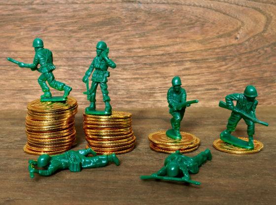Ne igramo se policajaca, vatrogasaca ni lekara – zašto bismo se igrali vojske?