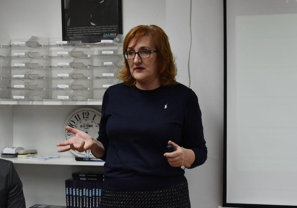 Biljana Stepanović, sagovornica na portalu Talas.rs