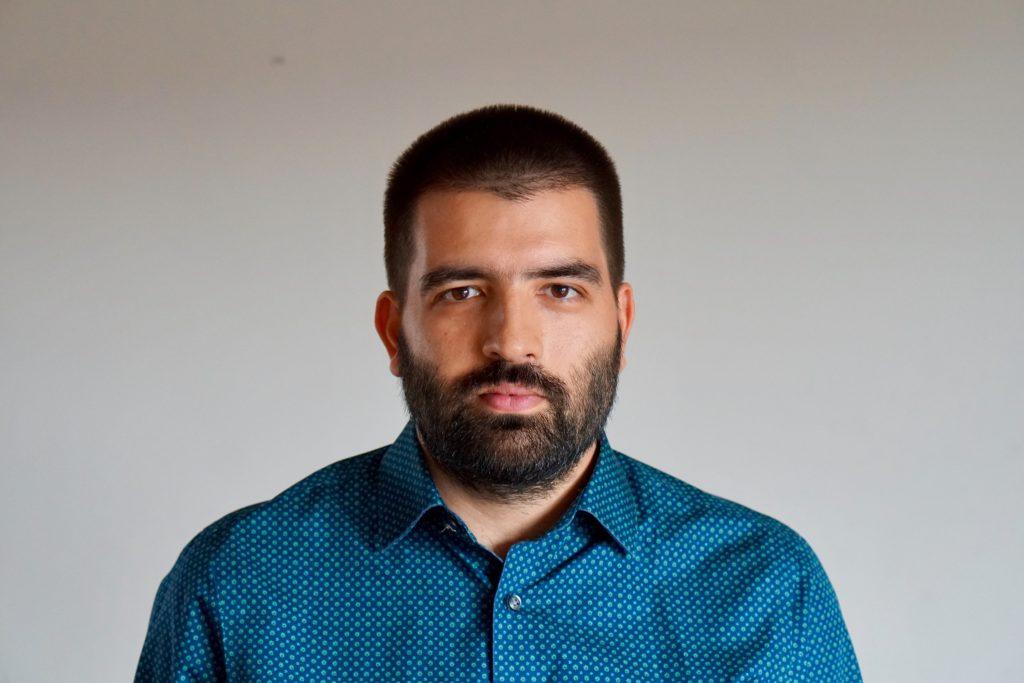 Danilo Krivokapić, sagovornik na portalu Talas,rs