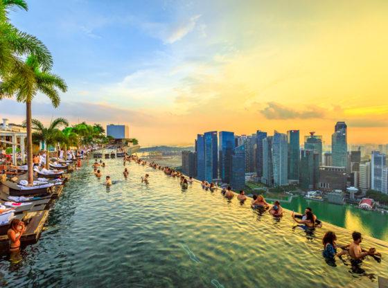 Singapur – od morske stene do metropole XXI veka