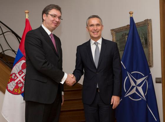 Dalje jačanje saradnje Srbije i NATO-a