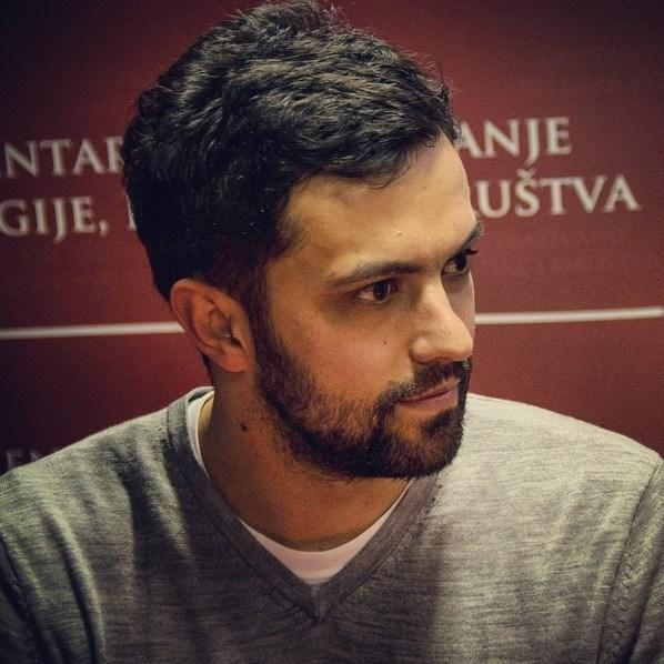 doc. dr Marko Veković, sagovornik na portalu Talas.rs
