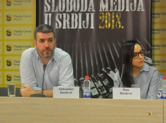 Sužavanje prostora slobode i bezbednosti - Zaključci konferencije o slobodi medija