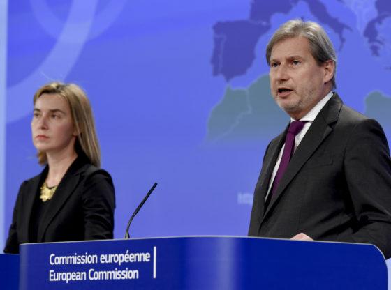 Da li EU može da reši pitanje Kosova? Komentari na dašanju posetu Johanesa Hana
