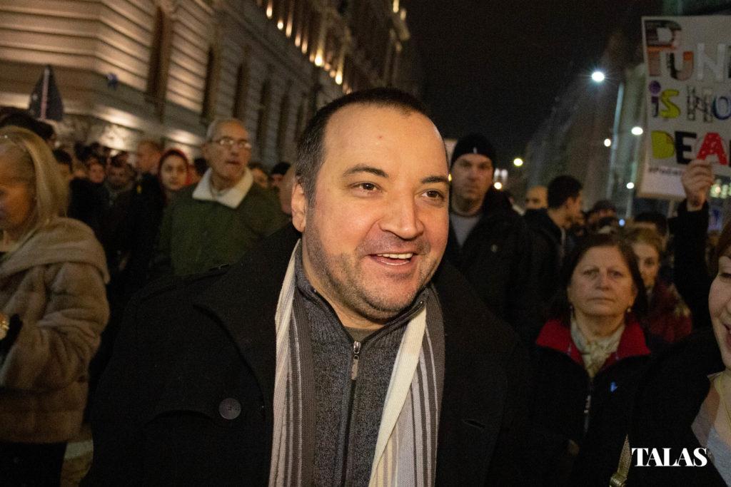 Dragan Popović, Talas.rs