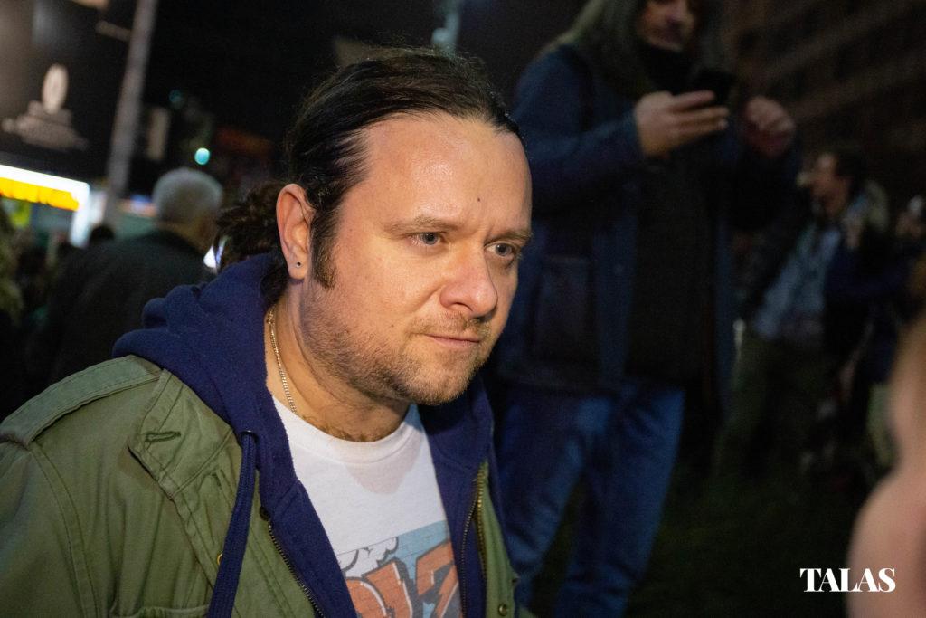 Marko Vidojković, Talas.rs