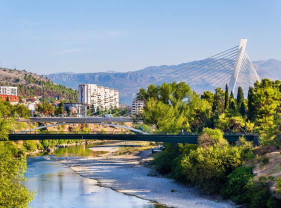 Podgorica je svet – O protestu zbog hapšenja Nebojše Medojevića