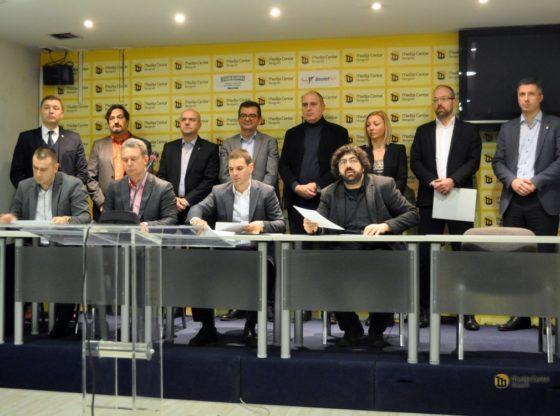 Talas saznaje: opozicija sutra objavljuje Sporazum sa narodom