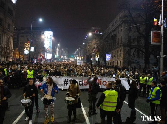 Talas saznaje: Ne davimo Beograd predlaže radno telo za fer i slobodne izbore