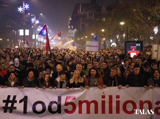 Gde je nestao studentski bunt – o odnosu studenata prema aktuelnim građanskim protestima