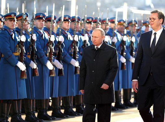 Kako su ruski i zapadni mediji izveštavali o Putinovoj poseti