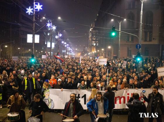 Da li je Boško Obradović na protestima ušao u svoju zonu komfora?