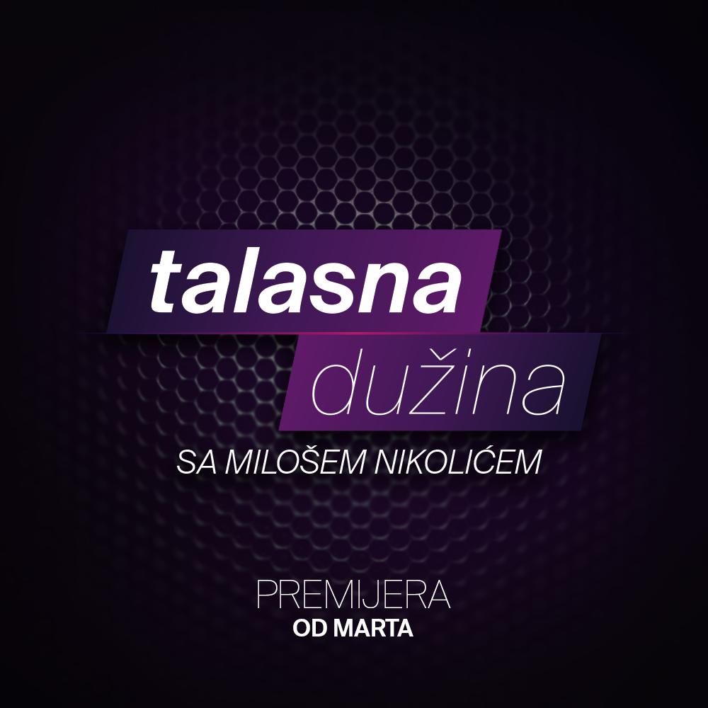 Uskoro na Talasu: Talasna dužina sa Milošem Nikolićem