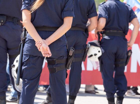 Nije policija, nije ni milicija već udarna pesnica režima