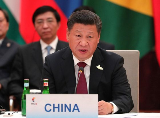 Šta je kineski predsednik radio u Italiji i Francuskoj?