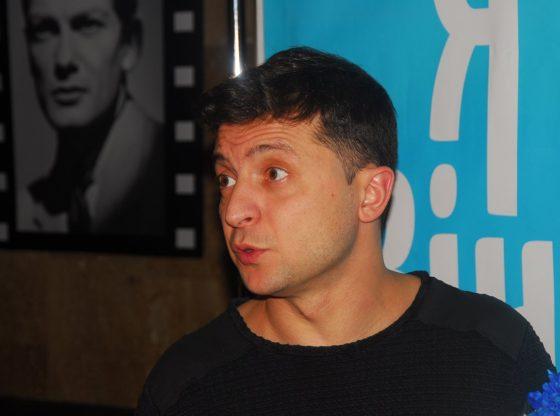Da li će komičar postati novi predsednik Ukrajine?