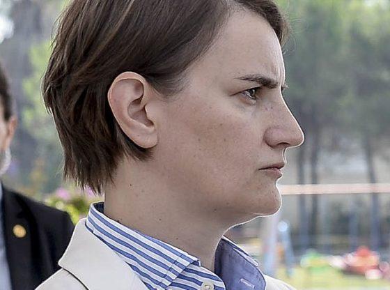 Ana Brnabić - premijerka dela Srbije