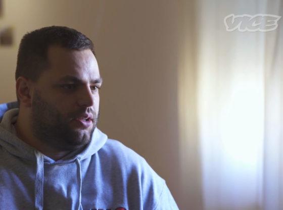 "Foto: Skrinšot VICE dokumentarca ""Rasta i Coby: tvorci nove srpske muzike"