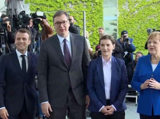 Šta vam nije jasno? Vučić u Berlinu, Kosovo u Borči