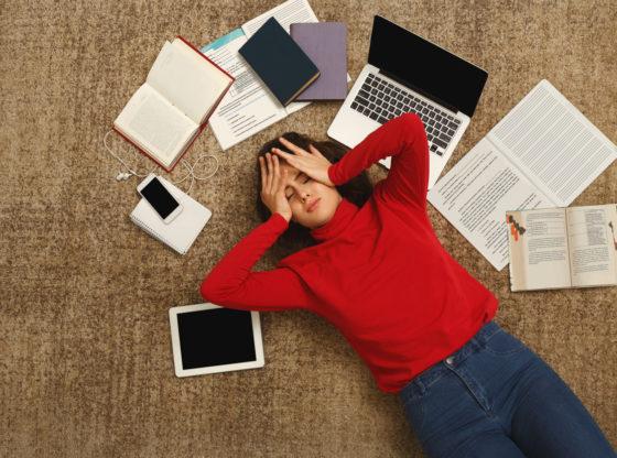 Kako se nositi sa sve većim stresom kod studenata?