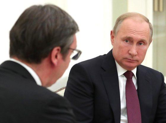Pro-ruski narativ u srpskim medijima (1) - Šta su interesi Rusije?