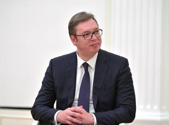 Aleksandar Vučić juče nije bio predsednik svih građana