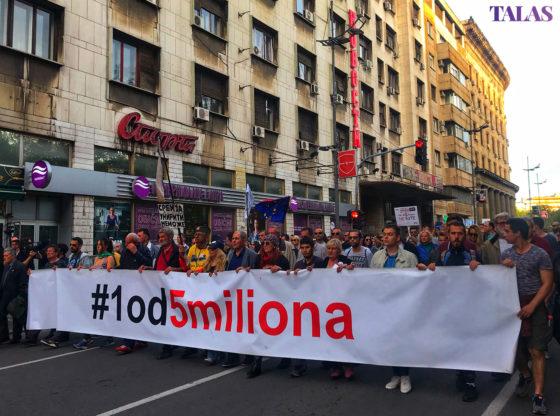 Lekcije iz devedesetih za opoziciju i proteste