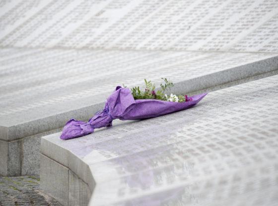 Srebrenica, snaga tišine