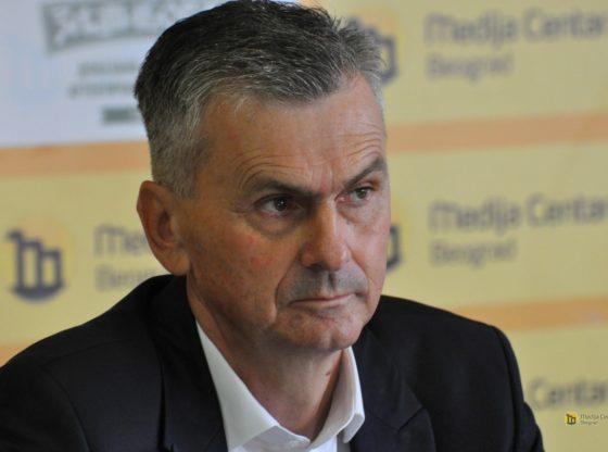 Stamatović za Talas: I dalje sam u Savezu za Srbiju, nisam pozvan na sastanke na FPN
