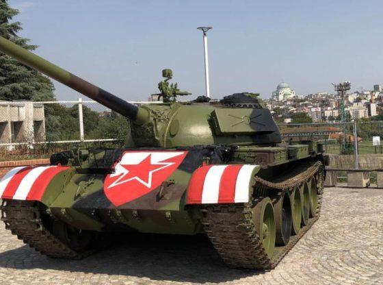 Tenk i traktor – makete srpskog i hrvatskog nacionalizma