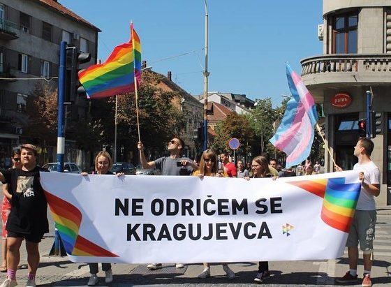 Ne odričem se - borba za LGBT prava i van Beograda
