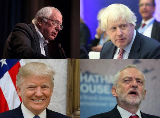 Uspon demagoga u anglosaksonskom svetu
