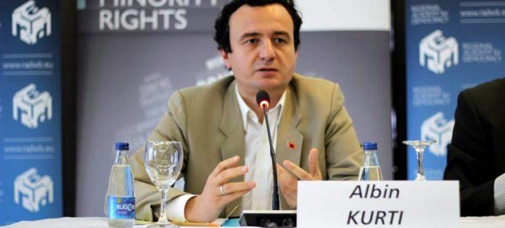 Šta znači reciprocitet sa Kosovom koji Kurti najavljuje?