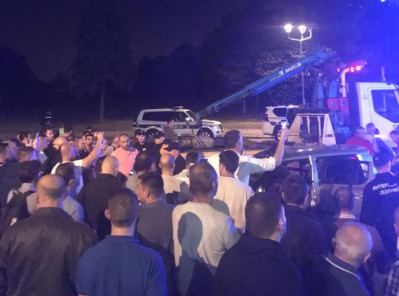Šta se tačno desilo u sukobu policije i CarGo-a? Objavljujemo zvanično rešenje o privođenju