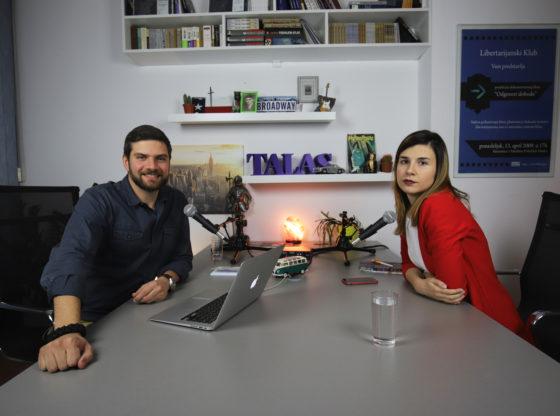 TALASNA DUŽINA #20 MIRJANA NARANDŽIĆ - UMETNOST I POLITIKA U SRBIJI