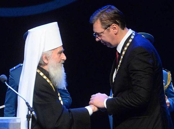 Orden kao obaveza – Zašto je Vučić dobio najviše odlikovanje SPC?