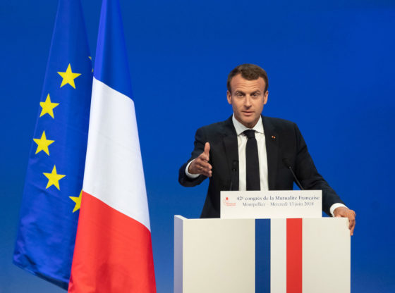 Težina odgovornosti za promenu Evrope