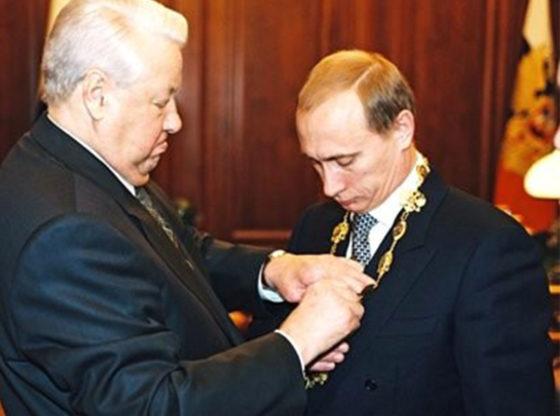 20 godina Putina – dolazak na vlast