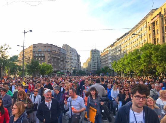 Da li je vreme za ujedinjenje građanske Srbije?