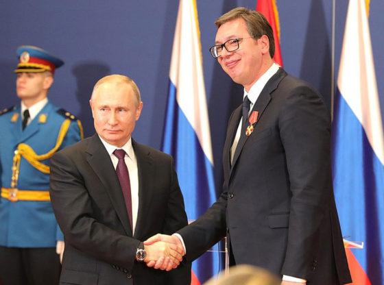 20 godina Putina – Srbija i Rusija između mita i stvarnosti