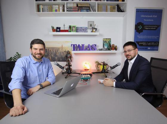TALASNA DUŽINA #29 Miloš Janković - Filantropija u Srbiji - donacije građana i privrede