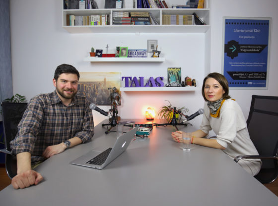 TALASNA DUŽINA #38 Milica Božanić – Uspon filmske industrije u Srbiji