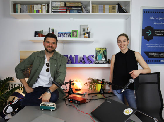 NA TALASU #01 Pilot – Miloš Nikolić i Lana Avakumović
