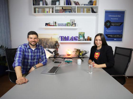 TALASNA DUŽINA #41 Tamara Klarić – Pruži korak – od motivacije do priznanja
