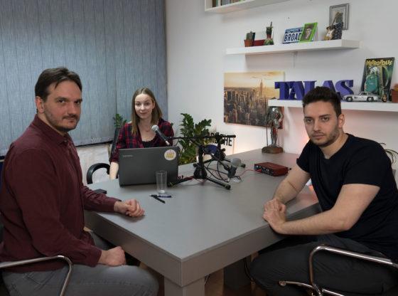 NA TALASU #02 sa Jovanom Ličinom i Pavlom Grbovićem