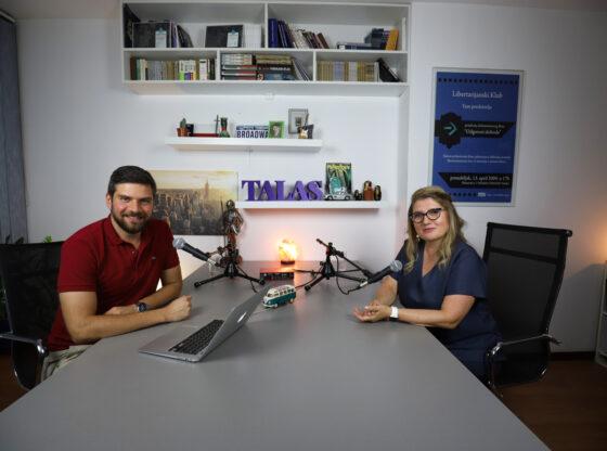 TALASNA DUŽINA #50 Natali Delić – Srbija i 5G tehnologija – istine i zablude