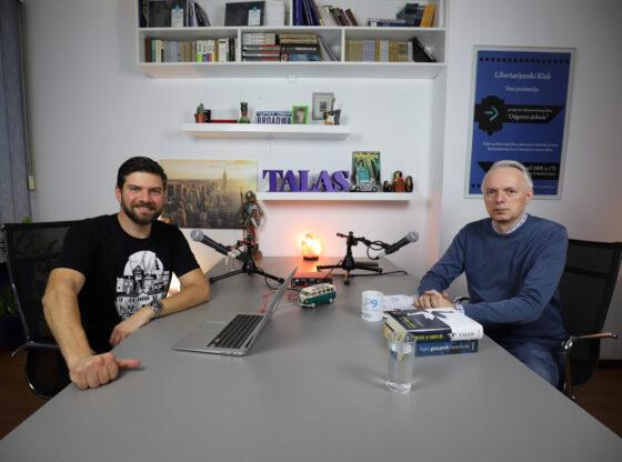 TALASNA DUŽINA #53 Bojan Stojanović – Promocija nauke VS. teorije zavera
