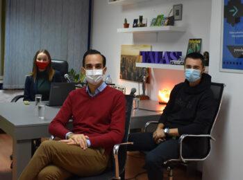 Gejming i obrazovanje u Srbiji – Master 4.0 – NA TALASU #10 sa Nemanjom Đorđevićem i Mirkom Topalskim